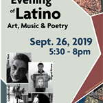 Evening of Latino events