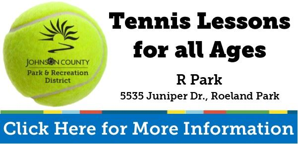 Youth Tennis - R Park - Click for Info